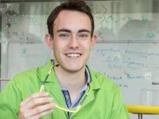 Niels (17) uit Oldenzaal slaagt magna cum laude: 'Komt me niet aanwaaien'