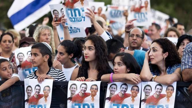 Lijken van drie vermiste Israëlische jongeren gevonden