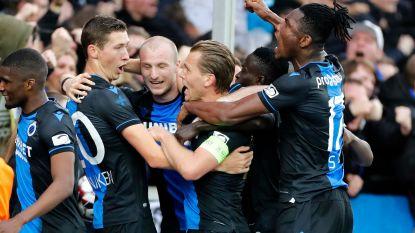 Controversieel doelpunt Vanaken bezorgt Club volle buit in topper tegen Antwerp