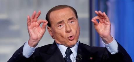 Italiaanse oud-premier Berlusconi weer voor rechter om seksfeesten