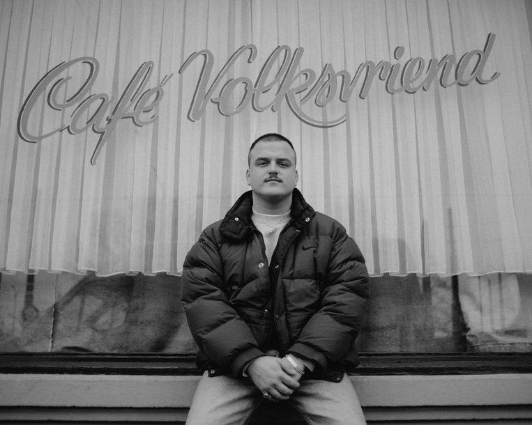 Jan Maarschalk Lemmens, aka Glints. Beeld rv DAVID CATRY /VDB