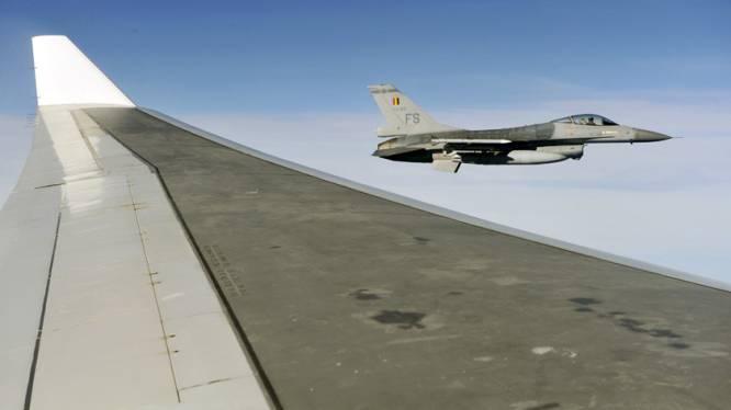 NAVO: België kan beter investeren in luchtmacht
