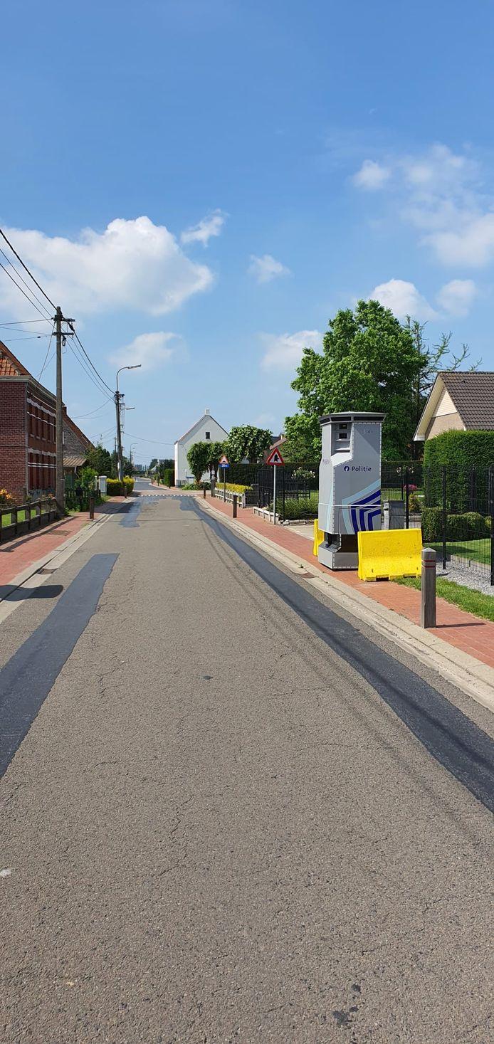 Bredestraat in Lievegem