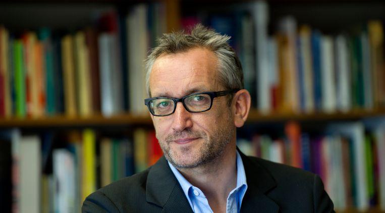 Peter Vandermeersch, oud-hoofredacteur van het 'NRC Handelsblad'.  Beeld ANP