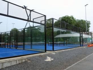 Tennisclub in Wezemaal surft mee op hype van padel met drie nieuwe velden