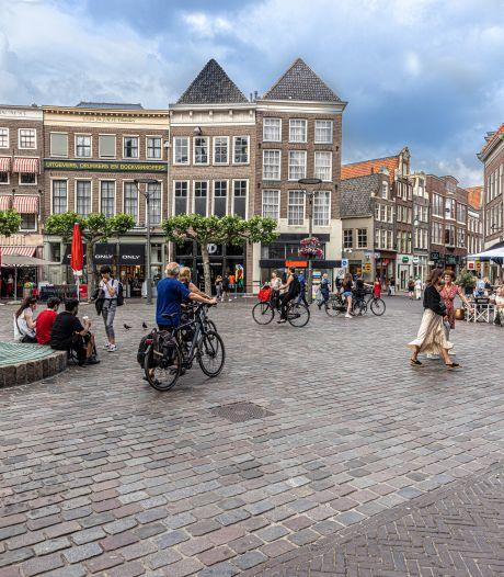 Wethouders Zwolle weigeren fietsverbod stadshart te schrappen: 'Anders onveilige situaties'
