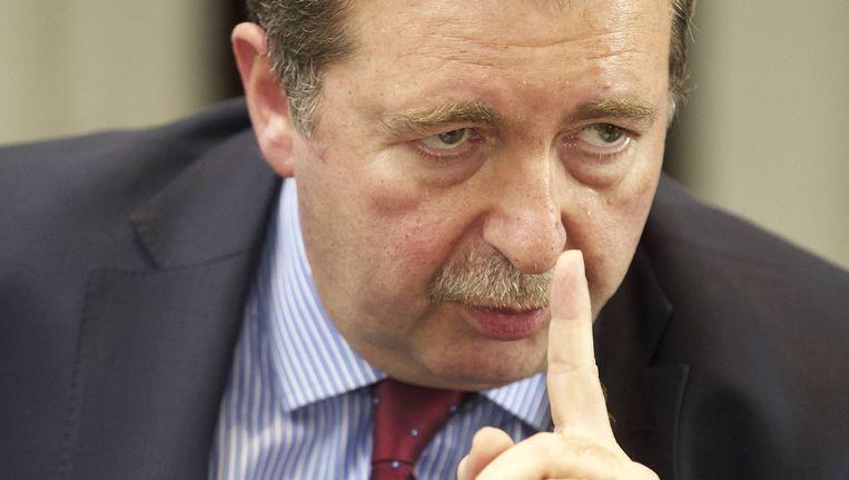 Brusselse minister-president Rudi Vervoort (PS).