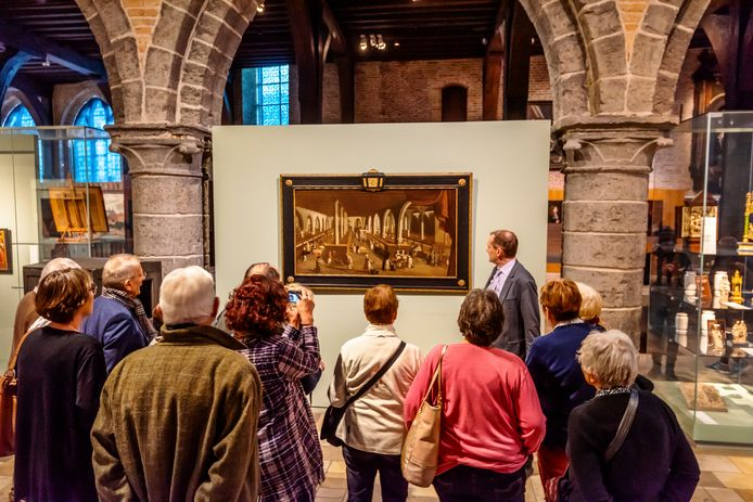 Museum Sint-Janshospitaal krijgt een complete make-over.