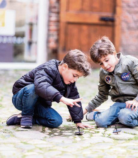 Speelgoedmuseum lanceert speelroute om buitenspelen te stimuleren