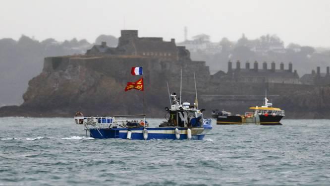 Frankrijk begint volgende week met vergeldingsmaatregelen in visconflict met Britten