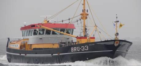 BRU33 wordt ZZ10: 'Gelukkig blijft dit schip op ons eiland'