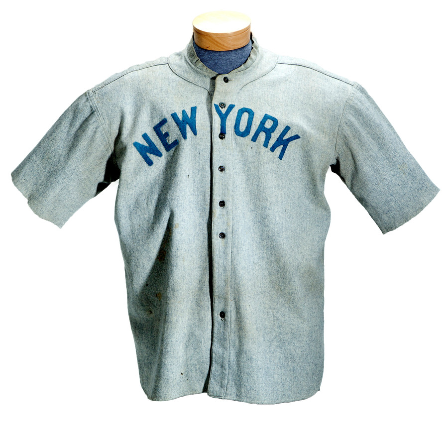 Honkbalshirt van Babe Ruth.