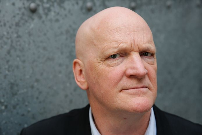 Arnold Karskens van de nieuwe omroep Ongehoord Nederland.