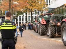 Stikstofplan ingetrokken na felle acties van boeren