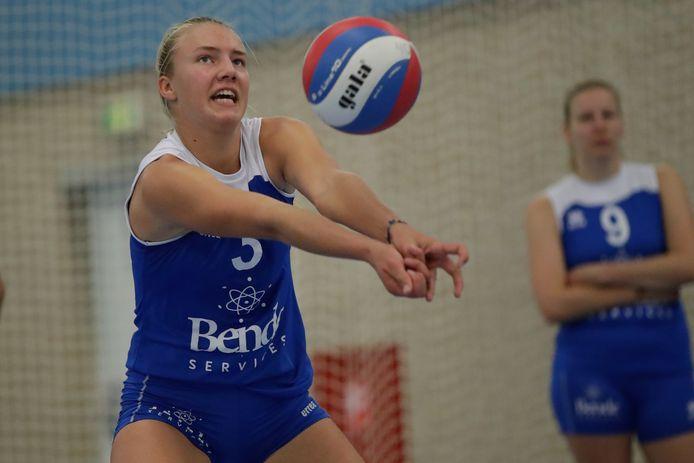 THOR-jongeling Rianne Hulst speelt volgend seizoen met de Bergambachtse ploeg in de topdivisie.