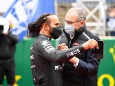"""Lewis Hamilton en colère contre Mercedes: """"Nous avons perdu deux places à cause de l'arrêt au stand"""""""