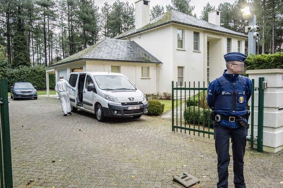 De Nederlandse zakenman Marcel Van Hout werd in 2017 doodgeschoten in zijn villa in Pelt.