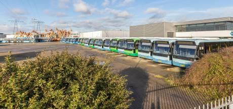 'Oude' bussen uit Overijssel en Gelderland krijgen tweede leven in het buitenland