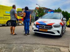 Aanrijding tussen auto en fietser in Apeldoorn, één gewonde