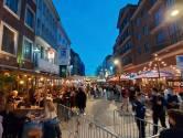 """Magische sfeer zaterdagavond in Kortrijk: """"De meeste jongeren snapten echt wel dat ze zich moesten gedragen"""""""
