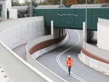 Elst en Arnhem verbonden met een fraaie, 2.0-slingertunnel