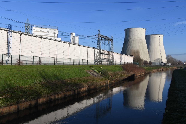 Hier moet de gascentrale van Vilvoorde komen. Burgemeester Bonte noemt het weigeren van de vergunning een manoeuvre van N-VA. Beeld Photo News