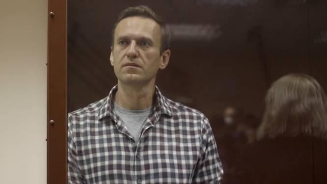 """Navalny overgebracht naar andere gevangenis zonder medeweten advocaat: """"Waarschijnlijk naar strafkamp"""""""
