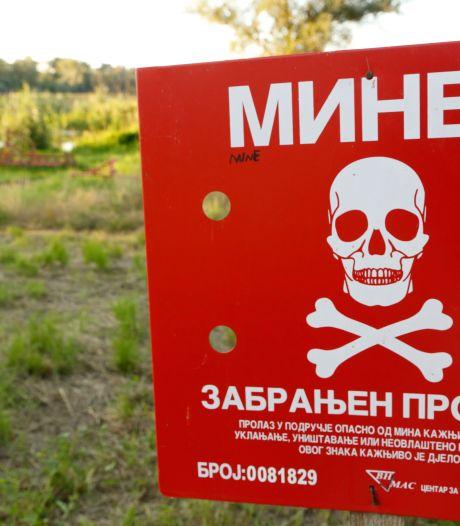 Pokémonjagers Bosnië gewaarschuwd voor mijnen