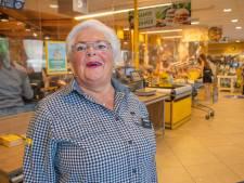Jumbo Polanen moet verder zonder 'Oma Corrie' achter de kassa