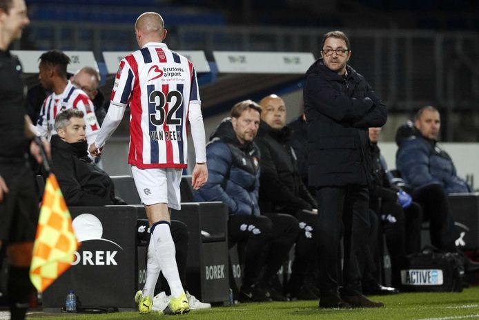 Zeljko Petrovic is kritisch op zijn spelers.