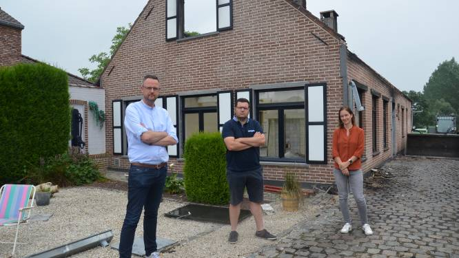 Denderhoutemnaars verzamelen al meer dan 10.000 euro bij elkaar met steunactie 'AtomSolidair' voor Raf en Marleen én steken nog tandje bij