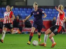 Suzanne Giesen en Anna-Lena Stolze nog een jaar bij FC Twente