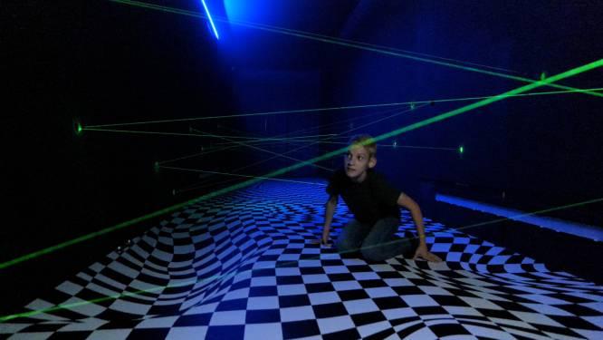 Speelparadijs opent eindelijk deuren: '1000 vierkante meter aan springplezier'