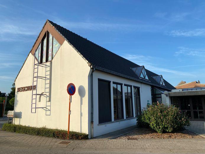 De Heischuur in Oud-Turnhout