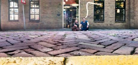 Waltorenstraat  wordt 'afvoerputje' voor leveranciers binnenstad Harderwijk