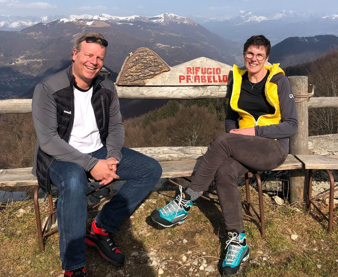 Peter en Wietske van B&B Il Maiale Bianco.