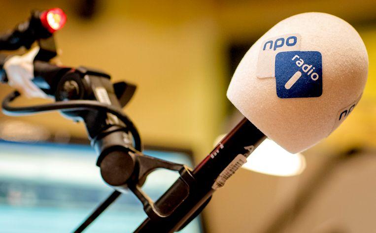 NPO schaft de piepjes af voorafgaand aan het radionieuws. Beeld null