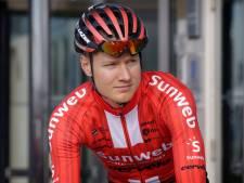 Dumoulin mist belangrijke knecht: Kelderman niet naar de Giro