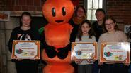 Winnaars tekenwedstrijd 'Beleefpas' zijn gekend