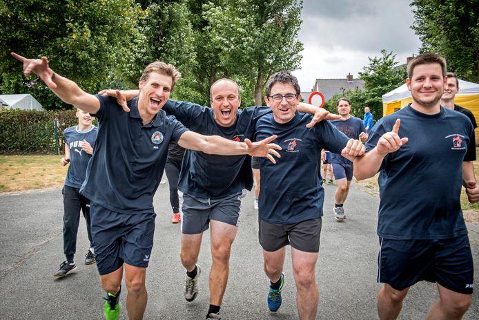 De Obstacle Run van wijkcomité den Appel verhuist naar een grotere locatie wegens succes.