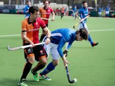 Oranje-Rood komt dramatisch begin niet te boven tegen topploeg Kampong