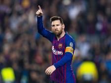 Voorzitter Barcelona: 'Messi tekent zonder twijfel bij'