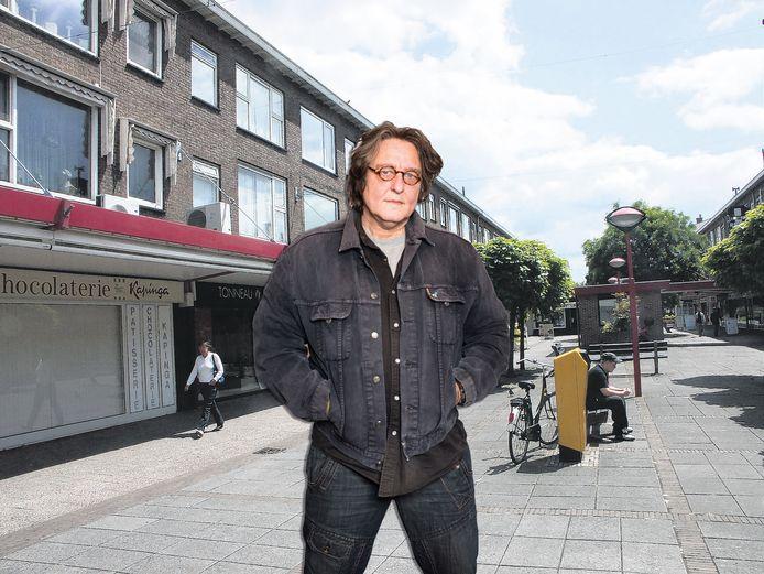 Kees Thies over winkelcentrum De Passage (hier op archiefbeeld) in Zwijndrecht.