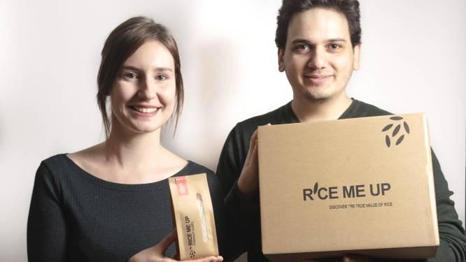 """Antwerps koppel wil imago van rijst opkrikken met webshop: """"Rijst koken in een plastic zakje? Heiligschennis"""""""