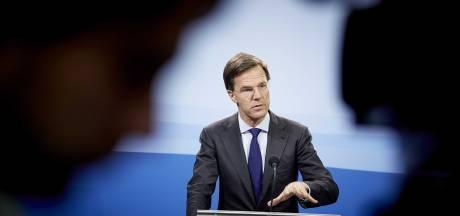 Rutte mag van Kamer onderhandelen over deal met Turken