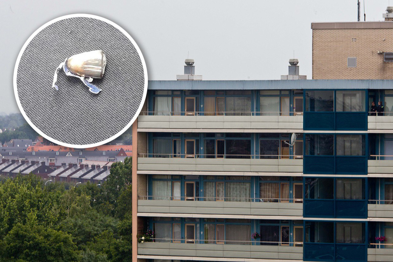 Bij de James Last flat in Holtenbroek vond op 27 november een schietincident plaats, waarbij een flatje en bus werd geraakt.