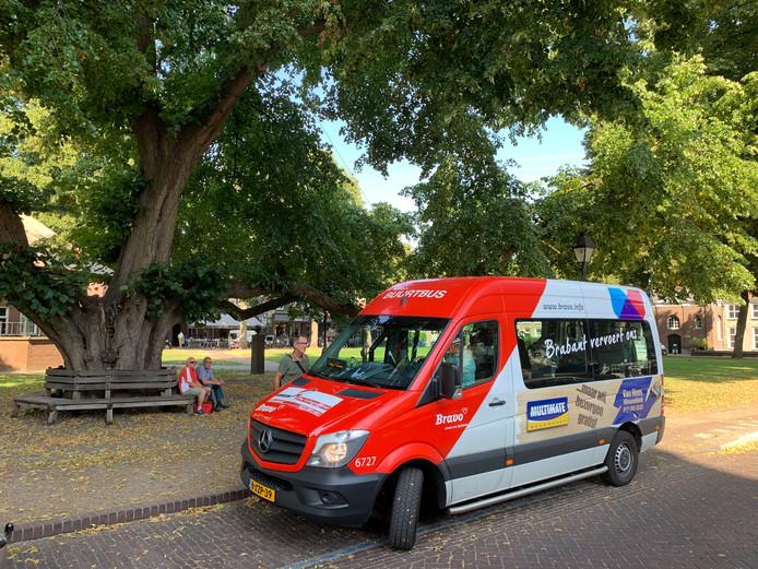 Het 6 Kernenvervoer moet de buurtbusin Hilvarenbeek gaan vervangen.