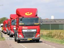 Truckersrun trekt met veel kabaal door de Liemers