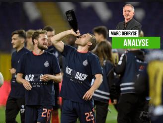 """Marc Degryse vindt Club de verdiende kampioen en gooit pluim naar Clement: """"Hij had het bij het rechte eind"""""""