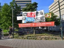Nijmegen Rechtsaf protesteert tegen komst 'omstreden' minister naar Radboud Universiteit